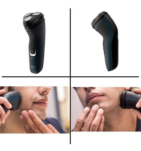 afeitadora electricaphilips s1121 recargable aquatouch