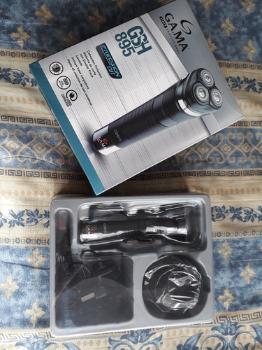 afeitadora gama gsh 895 nueva