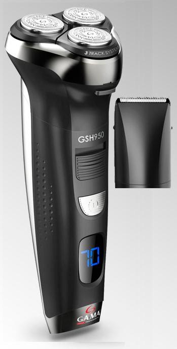 Afeitadora Gama Gsh950 -inalámbrica - Cabezal Intercambiable