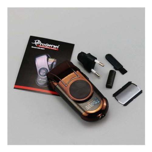 afeitadora gm-9001 recargable