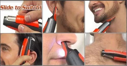 afeitadora micro touch