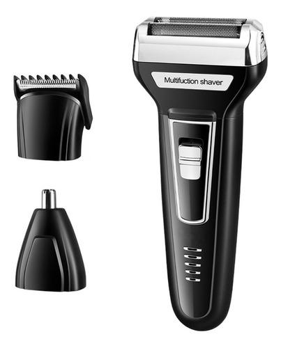 afeitadora multi corte kit facial barba feiren 3 en1 / tech