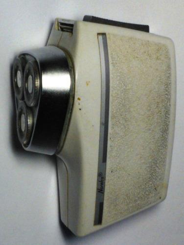 afeitadora norelco sc-8130 made in holland - coleccionable