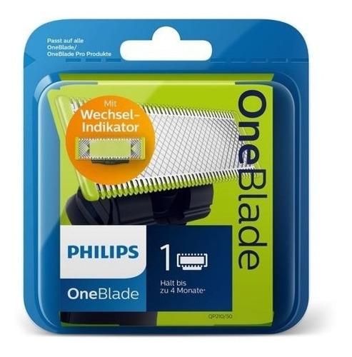 afeitadora one blade repuesto qp210/50 philips