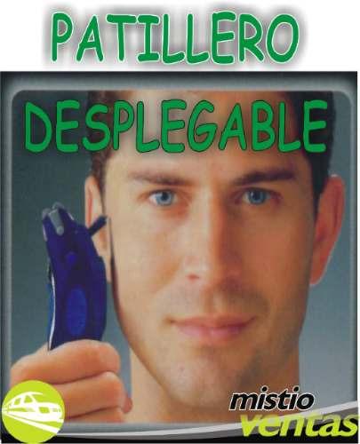 afeitadora panasonic sumergible espuma recargable+cortadora