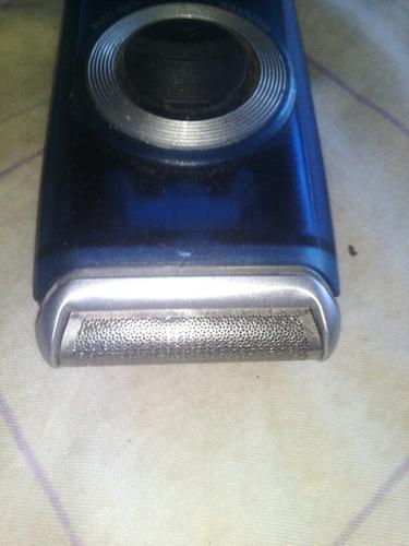 afeitadora para barba mobileshare m-60 braun