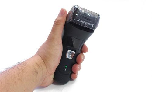 afeitadora patillera recargable remington f3