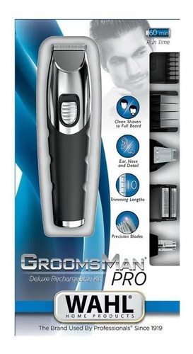 afeitadora peluquera wahl todo e - unidad a $169900