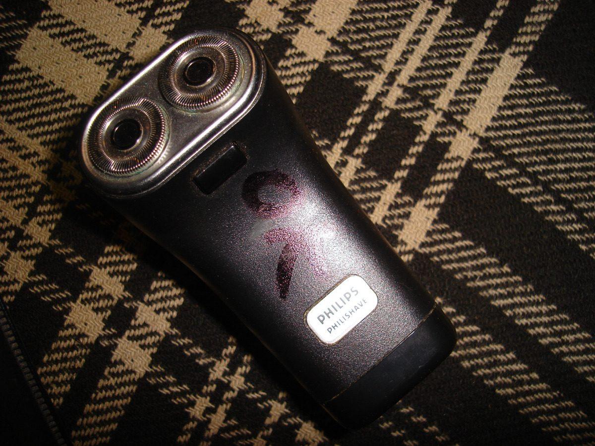 Afeitadora Philips A Pilas 2 Rodillos -   690 2a717145a115