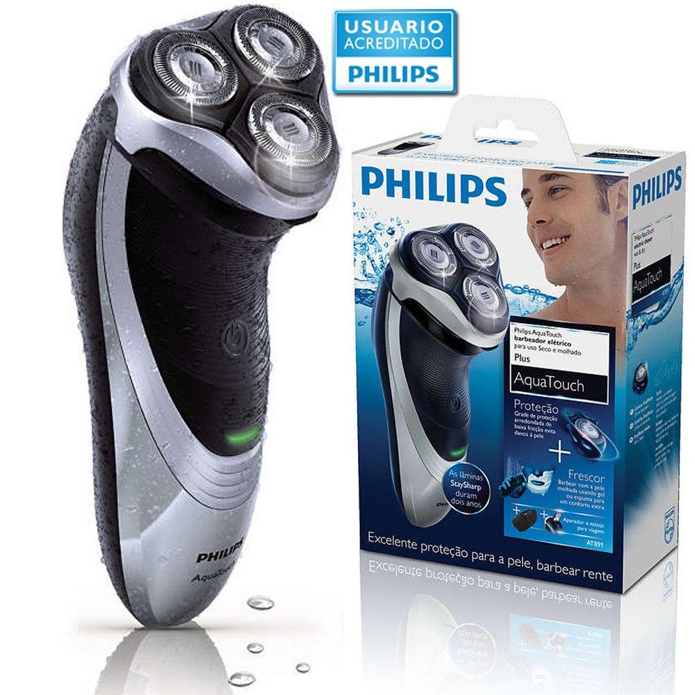 Afeitadora Philips Aquatouch Recargable Seco Y Húmedo Envio ... 0417e008994c