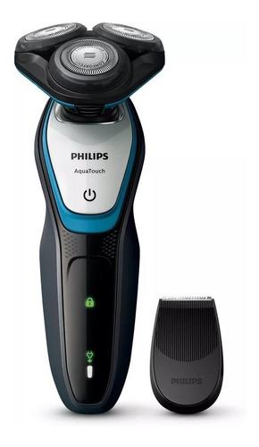 afeitadora philips aquatouch s5070/02 electrica recargable