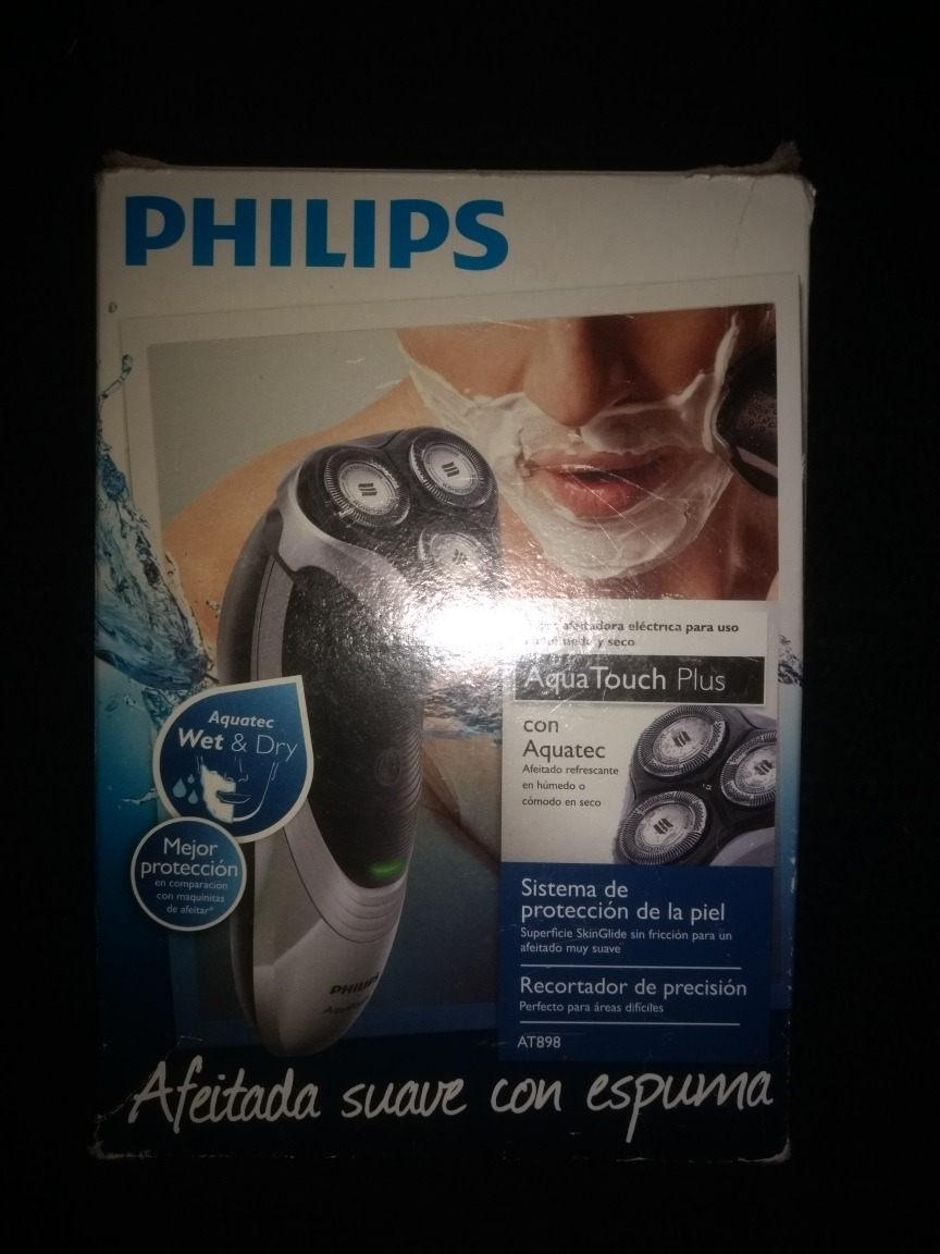 afeitadora philips at884 14 inalambrica recargable. Cargando zoom. 44739f5a0f76