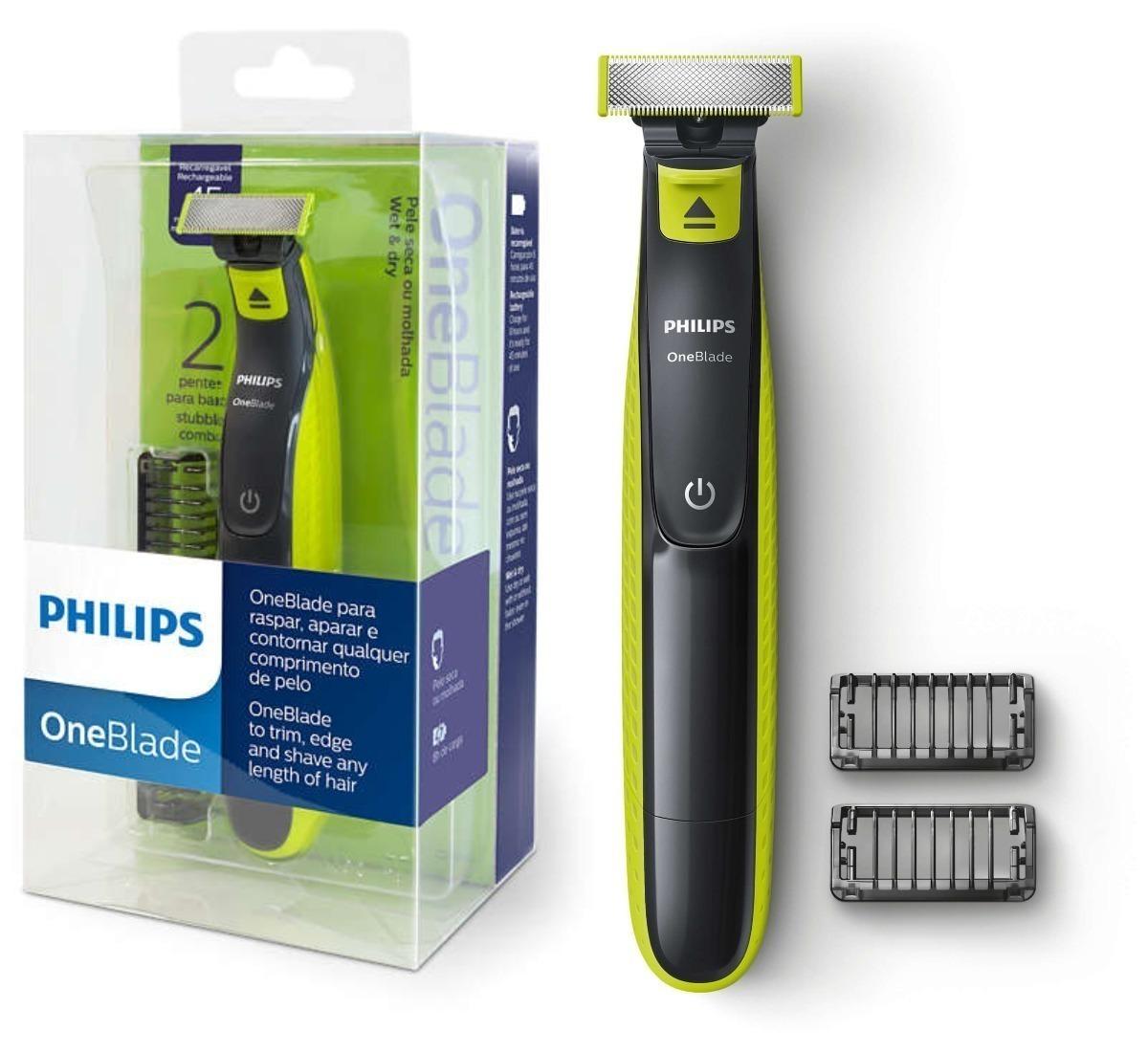 afeitadora philips oneblade qp2521 10 recortá modelá afeitá. Cargando zoom. 39d89ebb6319