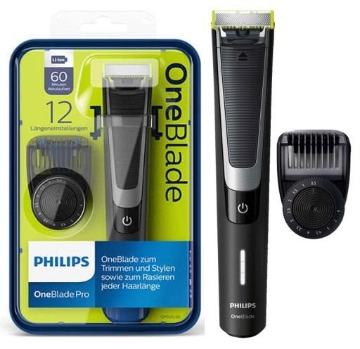 Afeitadora Philips Qp6510 20 Oneblade Pro Negro -   1.599 4acf89570e2b
