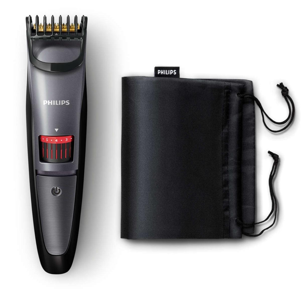 afeitadora philips qt4015 16 sin cable. cortabarba + funda! ... ff0ad83ac60d