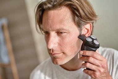 afeitadora philips recargable patillero nueva envio gratis