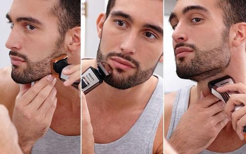 afeitadora philips styleshaver pro qs6141 recorta y modela