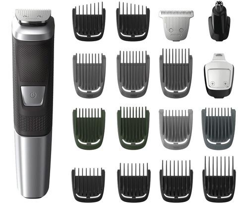 afeitadora philips todo en 1 barba pelo cuerpo - recargable