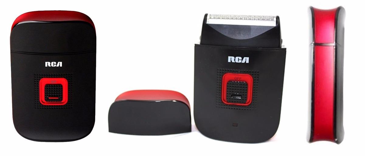 afeitadora portatil rca r6r002 carga usb 220v microcentro. Cargando zoom. 3e320032c2d4