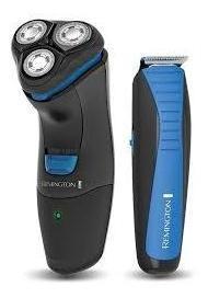 afeitadora recargable+detallador+con bateria 1xaa no incluid