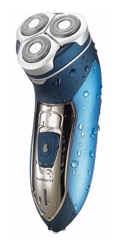afeitadora recargable inalambrica winco w812 lavable en agua
