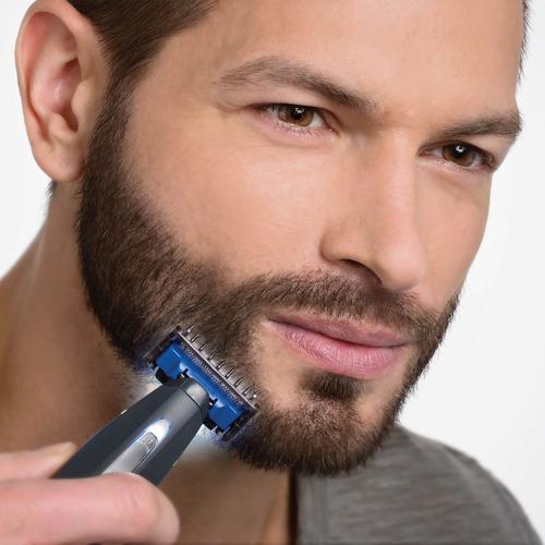 afeitadora recargable microtouch solo todo en uno