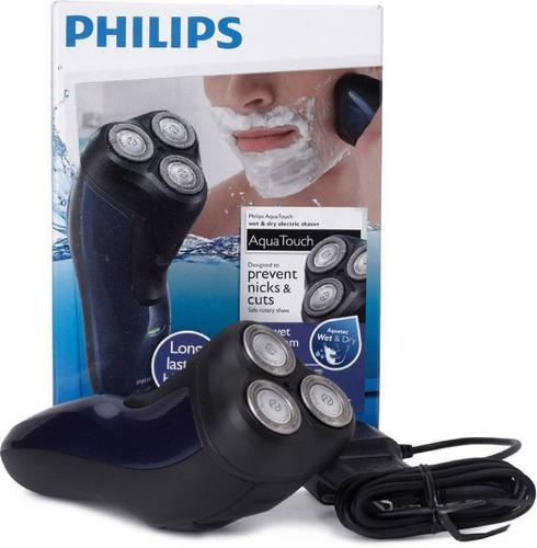 afeitadora recargable philips at620 seco húmedo cortapatilla