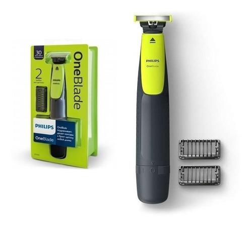afeitadora recortador de barba phillips one blade