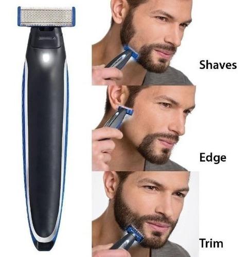 afeitadora, recortadora bordeadora barba patilla solo