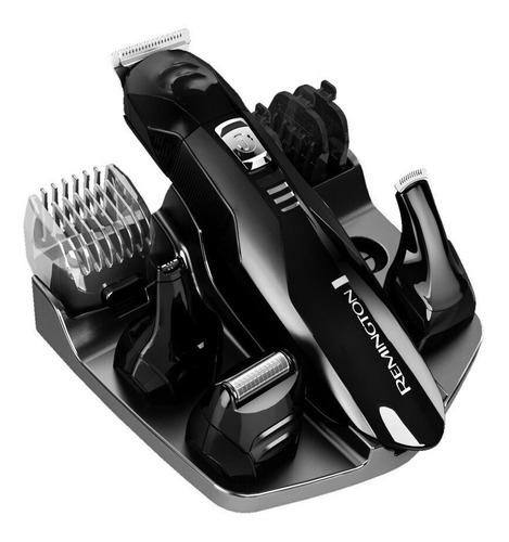 afeitadora remington kit todo en uno pg6025 recargable