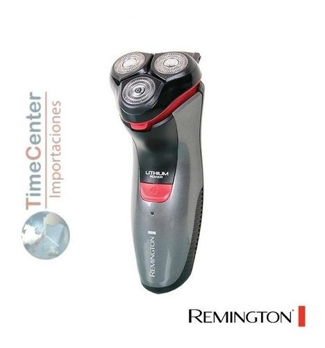afeitadora remington recargable 3 cuchillas pr1340