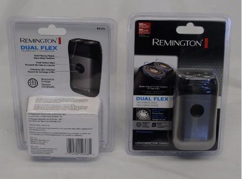 afeitadora remington recargable r95