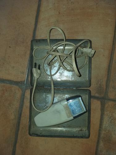 afeitadora reminton electrica antigua