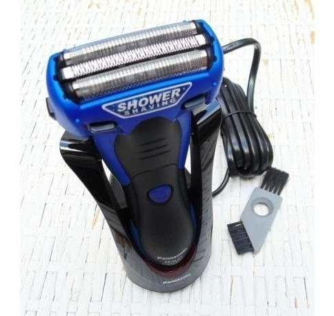 afeitadora, uso seco/mojado, 3 cuchillas es-sl41 panasonic