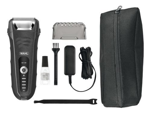 afeitadora wahl aqua shave -220v - rasuradora impermeable