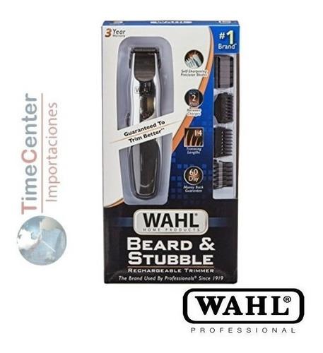 afeitadora wahl beard & stubble de bigote 9916-4301
