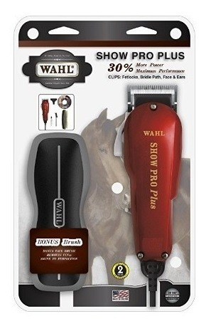 afeitadora wahl profesional para equinos caballos nueva