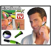 Micro Touch Max La Unica 100% Original + Estuche De Regalo