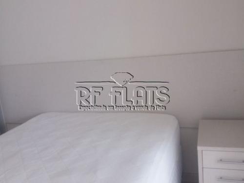 affinity vila olimpia flat para locação - ref6339