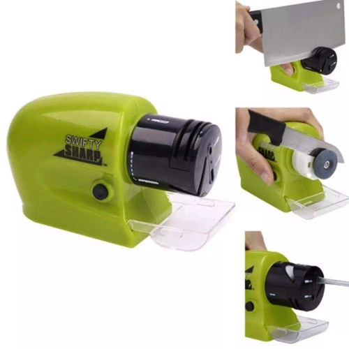afiador elétrico facas