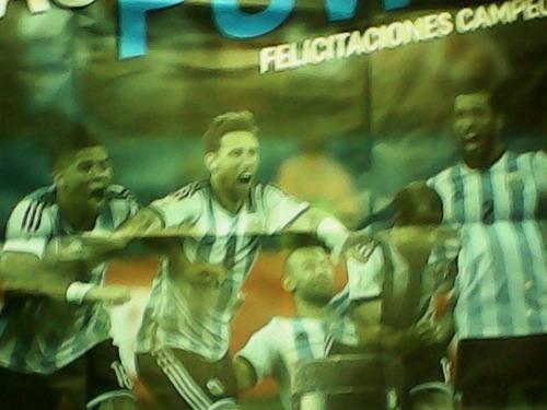 afiche brazil 2014 mundial único los mejores