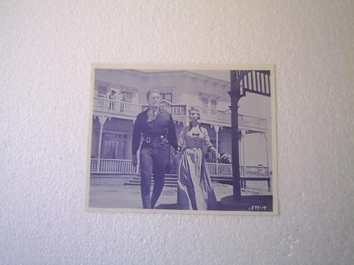 afiche de la película the last sunset kirk douglas d. malone
