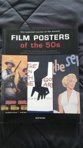 afiches de películas de los 50s