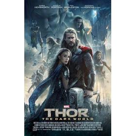 Afiches De Peliculas/ Posters De Cine Originales Thor 2