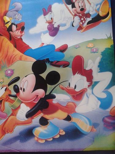 afiches infantiles de disney 48x33 cm