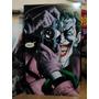 The Joker Cuadro La Broma Macabra