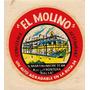 Sticker De Confiteria Restaurante El Molino Salta Argentina