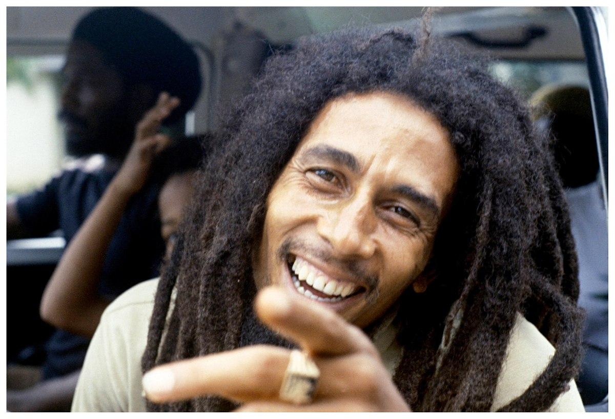Afiches Posters Decoracion Musica Bob Marley 48 X 33 Cm - Bs. 3.000 ...