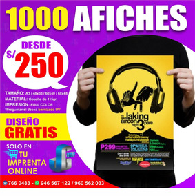 54f06b2e Afiches Publicitarios De Zapatillas Ninos en Mercado Libre Perú