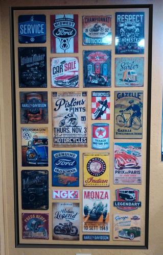afiches retro vintage